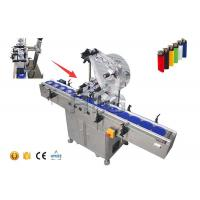 Buy cheap 20 - 120mm Thickness Auto Label Applicator Equipment For Regular Containers from wholesalers