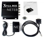 Buy cheap EGA/CGA/MDA/YUV to VGA Industrial XVGA Box Converter Unit from wholesalers