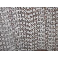 Buy cheap tulle  fabric  with flower design, lady dresses, garment   (Item No. HF-C1197# ) from wholesalers