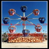 Buy cheap Great free parking game children games mini ferris wheel 32 seats from wholesalers