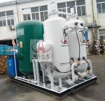 Buy cheap N2 Nitrogen Gas Plant  Auto Control PSA Nitrogen Generator  CE Approval from wholesalers
