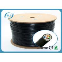 Buy cheap Outdoor Waterproof Category 5e Network Cable With PVC + PE Double Jacket from wholesalers