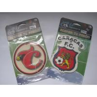Buy cheap Any design OEM car air freshener for promotional gifts. from wholesalers