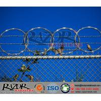 Buy cheap Anping Flatwrap Razor Wire Manufacturer from wholesalers