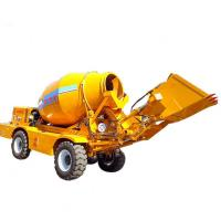 Buy cheap FM10 Mobile Concrete Mixing Truck from wholesalers