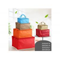 Buy cheap Wholesale custom 6 inch 8 inch 10 inch 12 inch Non-woven cake cooler bag ice bag baking package from wholesalers
