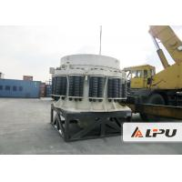 Buy cheap Capacity 50 - 90 t/h Mine Crushing Equipment Spring Cone Crusher For Mining Metallurgy from wholesalers