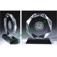 Buy cheap K9 crystal trophy from wholesalers