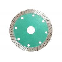 1.2mm Thickness Porcelain Tile Grinding Disc Diamond Saw Blade For Cutting Granite