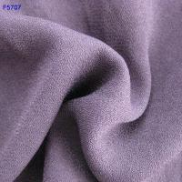 """Buy cheap F5707 lady fashion fabric poly moss crepe 125DX125D 125GSM 57/58"""" from wholesalers"""