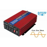Buy cheap 200w-2000w pure sine wave power inverter  12V/220V FOR HOME DC-AC from wholesalers