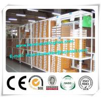 Buy cheap Light Duty Shelving Cold Formed Steel Column , C Z Purlin Roll Forming Machine from wholesalers