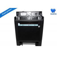 Buy cheap 3 Inch Thermal Kiosk Printer / 58mm Portable Mini Thermal Printer Front Panel Mounted Structure from Wholesalers