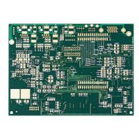 Buy cheap OEM Communication Copper Clad PCB With High Tg / FR-5 / ROGERS RoHs from wholesalers