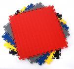 Buy cheap Heavy Duty Industrial Interlocking Workshop Factory Warehouse PVC Flooring Tiles from wholesalers