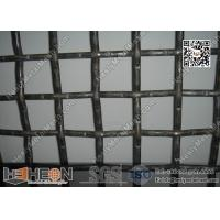 Buy cheap 65Mn Crimped Wire Mesh | 15mm Wire Dia. Mining Sieving Screen from wholesalers