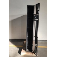 Buy cheap 2800m3 12.5kw Server Room Air Conditioner In Row Cooling Units Black from wholesalers