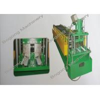 Buy cheap Metal Fasteners Custom Roll Forming Machine 2 - 2.5mm Material Thickness from wholesalers