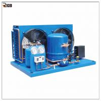 Buy cheap Cold Room Condenser Unit, Refrigeration Condensing Unit, Air Cooled Condensing Unit from wholesalers