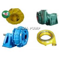 Buy cheap Centrifugal Sand Gravel Slurry Pump Impeller 6/4E-G 14 / 12 G-G Customized from wholesalers
