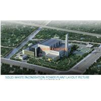 China WTE Waste To Energy Power Plants Municiple solid Waste Incineration Plant 5mw - 60mw on sale