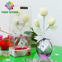 Buy cheap 50ml Nice Home Aromatherapy Reed Diffuser with Sola Flower Gift Set from wholesalers