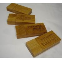 Buy cheap bamboo usb stick China supplier product