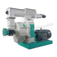 Buy cheap Ring Die Wood Pellet Machine for Large Capacity Industrial Use from wholesalers