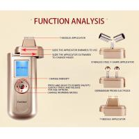 Buy cheap Anti Wrikles / Puffiness Home Microcurrent Facial Machines Lightweight Y Shape from wholesalers