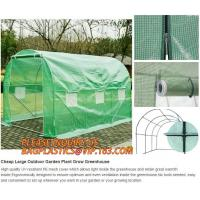 Buy cheap Black out greenhouse garden greenhouse film greenhouse PC &glass greenhouse,Poly plastic film green house for cucumber from wholesalers