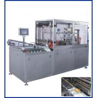 Buy cheap PLC Control Envelope Type Biscuit Overwrapping Machine With CE Certificated from wholesalers