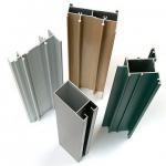 Buy cheap Powder Coated Aluminium Profile from wholesalers