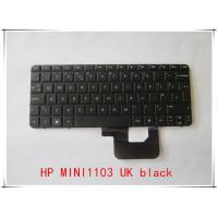 Mini keyboard/laptop keyboard/Computer Keyboard for HP Mini1103 Mini110-3000 Mini210-2000 UK Vision