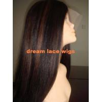 Buy cheap invisiable lace wigs for a natural look from wholesalers