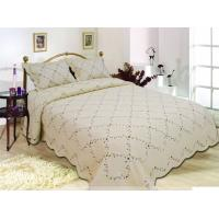 Multi Bedcover Sizes Embroidery Quilt Kits With Silky Comfortable Touch
