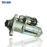 Buy cheap High Power VW Automotive Starter Motor 2 Hang Holes Low Temperature Rising product