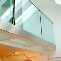 Buy cheap 2018 hot style glass railing balustrade handrail from wholesalers