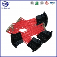 Buy cheap Digital controller Wire Harness with Dynamic D 5200 10.16mm Plug Connector from wholesalers