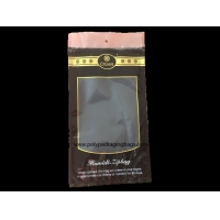 Buy cheap Thickness 0.07mm Resealable Cigar Ziplock Bags from wholesalers