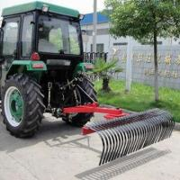 Buy cheap Landscape Rake with Heat-treated 5/16 x 1 Inches Spring Steel Tines from wholesalers