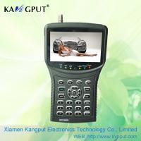 Buy cheap 4.3Inch TFT LED Handheld Multifunctional Satellite Finder&Monitor from wholesalers