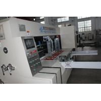 China Slotting Die-Cutting Automated Carton Packaging Machines 13000mm×4500mm×3200mm on sale