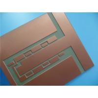 Buy cheap Aluminum PCB Circuit Board 8 oz Heavy Copper and OSP from wholesalers