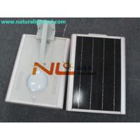 Buy cheap 30w solar led street light specification from wholesalers