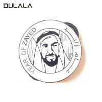 Buy cheap Saudi Arabia hot sale stamped Iron soft enamel lapel pin with black magnet from wholesalers