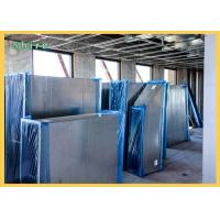 Buy cheap Shield Blue Color Duct Protection Film / PE Temporary HVAC Duct Cover product