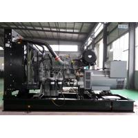 Buy cheap Heavy duty 200kw  Perkins diesel generator set  auto start three phase  low price sale from wholesalers