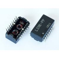 Buy cheap APT-106 10/100 Transformer 16pins Fast Ethernet Magnetics for Auto MDI / MDIX from wholesalers