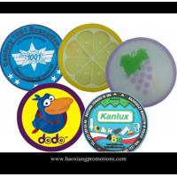 Buy cheap Customized cheap beer coaster , round shape absorbent paper coaster, bar coasters from wholesalers