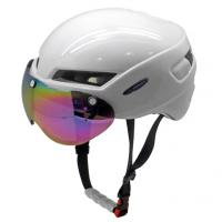 Buy cheap Offset Printing Road Bike Adult Bicycle Helmet For Cycling Lovers OEM & ODM product